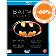 Produktbilde for The Batman Collection (BLU-RAY)