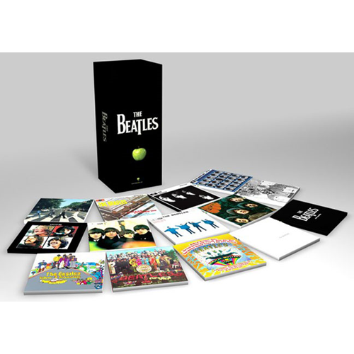 The Beatles In Stereo (16CD+DVD Remastered)