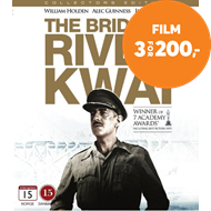Produktbilde for Broen Over Kwai (BLU-RAY)