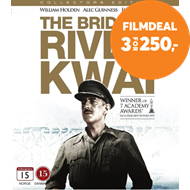 Produktbilde for The Bridge On The River Kwai (1957) / Broen Over Kwai (BLU-RAY)