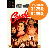 Produktbilde for Casablanca (DVD)