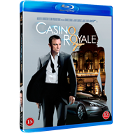 James Bond - Casino Royale (BLU-RAY)