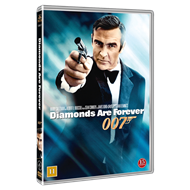James Bond - Diamonds Are Forever (DVD)