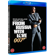 James Bond - From Russia With Love (BLU-RAY)