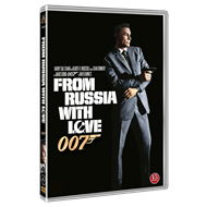 James Bond - From Russia With Love (DVD)
