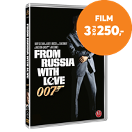 Produktbilde for James Bond - From Russia With Love (DVD)