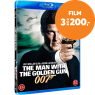 James Bond - The Man With The Golden Gun (BLU-RAY)