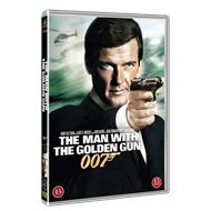 James Bond - The Man With The Golden Gun (DVD)
