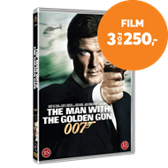 Produktbilde for James Bond - The Man With The Golden Gun (DVD)