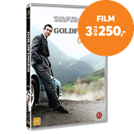Produktbilde for James Bond - Goldfinger (DVD)