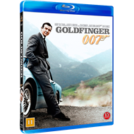James Bond - Goldfinger (BLU-RAY)