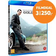 Produktbilde for James Bond - Goldfinger (BLU-RAY)