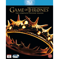Game Of Thrones - Sesong 2 (BLU-RAY)