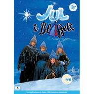 Produktbilde for Jul I Blåfjell (DVD)