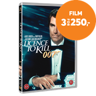 Produktbilde for James Bond - Licence To Kill (DVD)