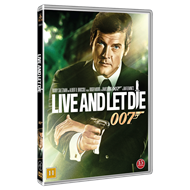 James Bond - Live And Let Die (DVD)