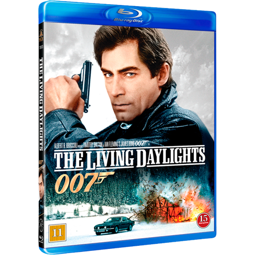 James Bond - The Living Daylights (BLU-RAY)