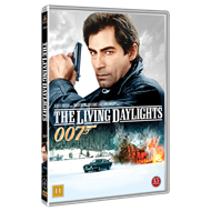 James Bond - The Living Daylights (DVD)