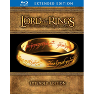 Ringenes Herre - Trilogien - Extended Edition (BLU-RAY)