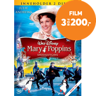 Produktbilde for Mary Poppins (DVD)
