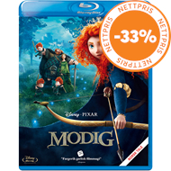 Produktbilde for Modig (BLU-RAY)