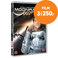 Produktbilde for James Bond - Moonraker (DVD)