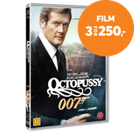 Produktbilde for James Bond - Octopussy (DVD)