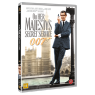 James Bond - On Her Majesty's Secret Service (DVD)