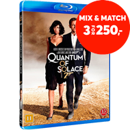 Produktbilde for James Bond - Quantum Of Solace (BLU-RAY)