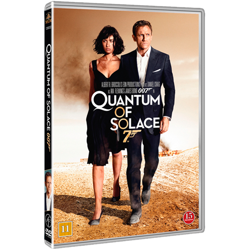 James Bond - Quantum Of Solace (DVD)