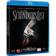 Schindlers Liste - 20th Anniversary Edition (BLU-RAY)