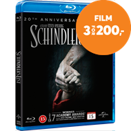 Produktbilde for Schindlers Liste - 20th Anniversary Edition (BLU-RAY)