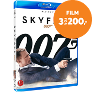 Produktbilde for James Bond - Skyfall (BLU-RAY)