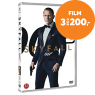 Produktbilde for James Bond - Skyfall (DVD)