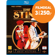Produktbilde for Stikket (BLU-RAY)