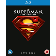 The Superman Collection (UK-import) (BLU-RAY)
