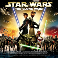 Star Wars: The Clone Wars (CD)