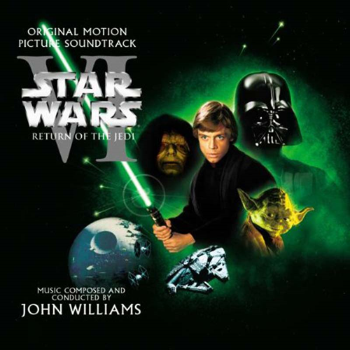 Star Wars: Episode VI - Return Of The Jedi (2CD)