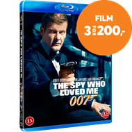 James Bond - The Spy Who Loved Me (BLU-RAY)