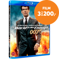 James Bond - The World Is Not Enough (BLU-RAY)