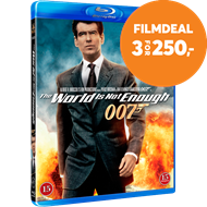Produktbilde for James Bond - The World Is Not Enough (BLU-RAY)