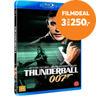 Produktbilde for James Bond - Thunderball (BLU-RAY)