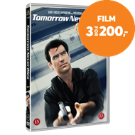 Produktbilde for James Bond - Tomorrow Never Dies (DVD)