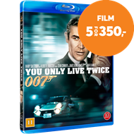Produktbilde for James Bond - You Only Live Twice (BLU-RAY)