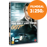 Produktbilde for James Bond - You Only Live Twice (DVD)