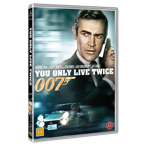 James Bond - You Only Live Twice (DVD)