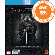 Produktbilde for Game Of Thrones - Sesong 1 (BLU-RAY)