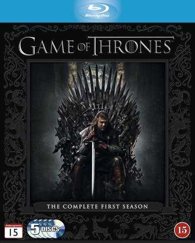 Game Of Thrones - Sesong 1 (BLU-RAY)