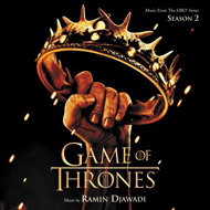 Game Of Thrones - Music From The HBO Series Season 2 (CD)