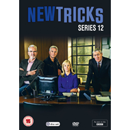 New Tricks - Sesong 12 (UK-import) (DVD)